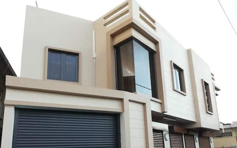 Centrally situated newly built modern apartment
