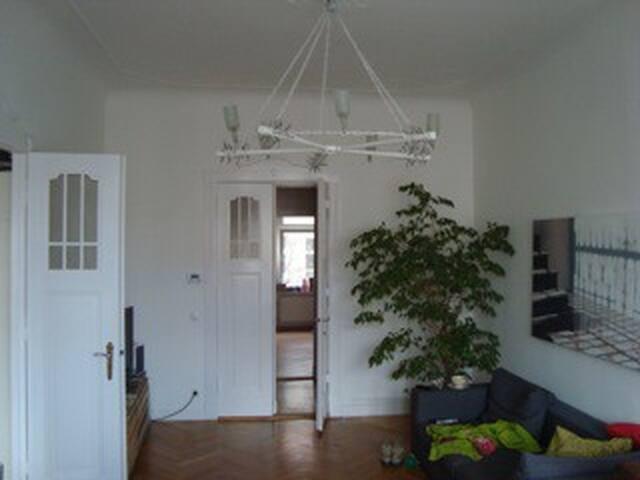 Luxussanierter Altbau im Herzen von Berlin - Berlin - Apartment