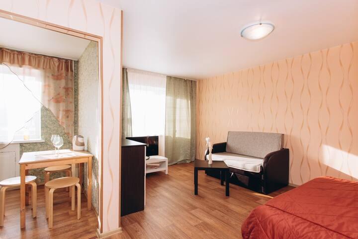 Квартира в самом центре Екатеринбурга, Малышева 73