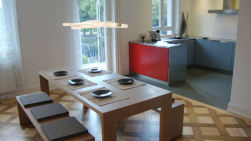 Fantastic accommodation, 4 bedrooms - Bazel
