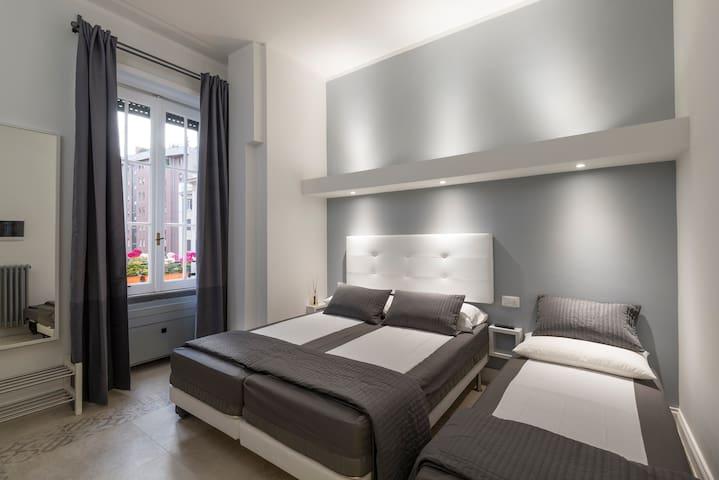 Double room en suite bath - VS01