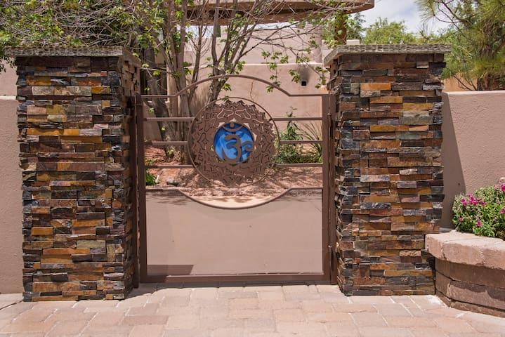 Welcome to our outdoor garden