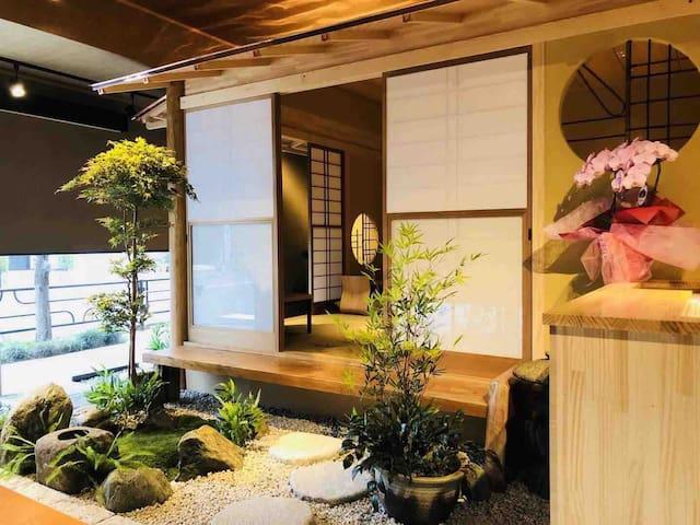 Homely Residence Hotel遊雲亭浅草(YUUNTEI ASAKUSA)3B