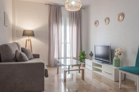 San Pedro, apartmán Lucena.