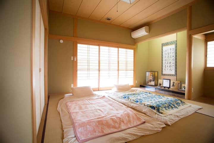 Dogo Onsen& Romantic Japanese Classical House
