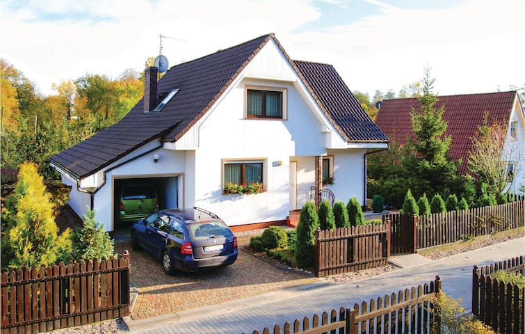Holiday cottage with 3 bedrooms on 160 m² in Klodawa