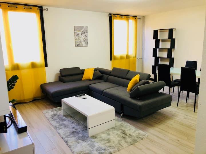 Appartement BELLA VITA - THONON LES BAINS