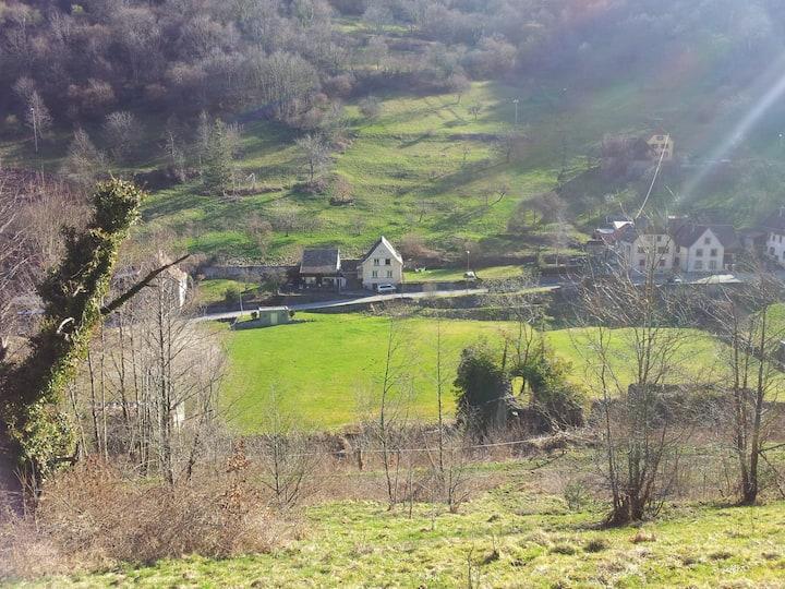 Cosy comfort in natural surroundings Alsace-Vosges
