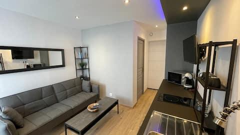 Bienvenue chez VOUS ! Appartement de plein pied