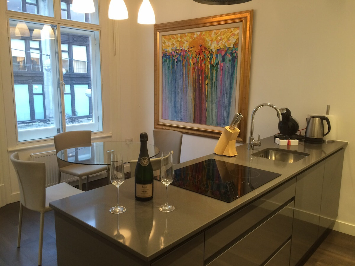 Modern flat in Mayfair - Apartments for Rent in London, United Kingdom