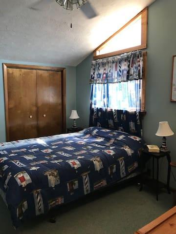 Second Floor South Bedroom