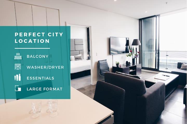 ✔✔✔ Darling Harbour Designer 1Br Apartment 1307
