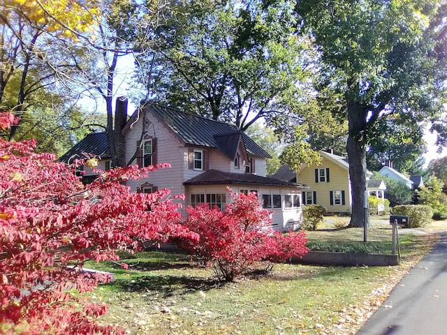 Cozy, quiet gingerbread house; village retreat - Salisbury - Other