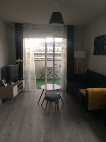 Bel appartement proche de Bordeaux - Villenave-d'Ornon - Apartment