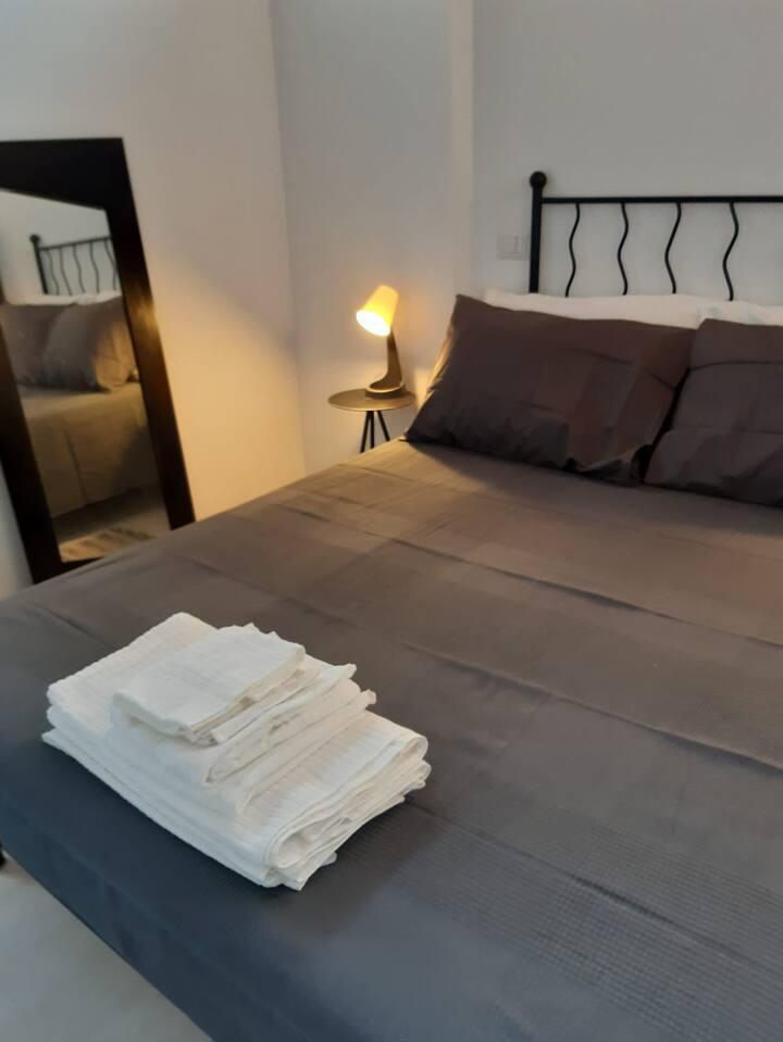 Graziosa stanza privata con entrata indipendente
