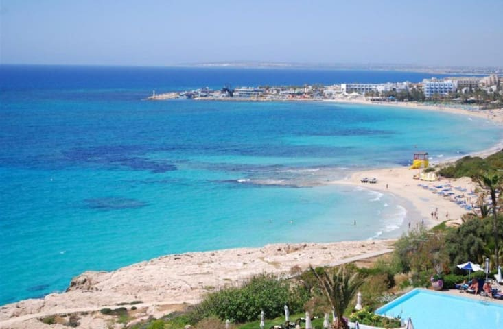 Rent a Luxury Apartment in Cyprus Close to the Beach, Protaras Apartment 1211