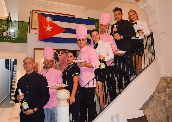 Hostal Marina (Centro Cienfuegos)