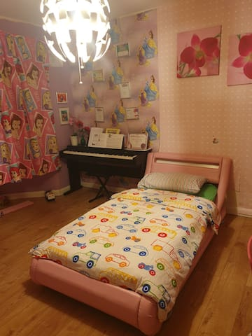 Single private large room