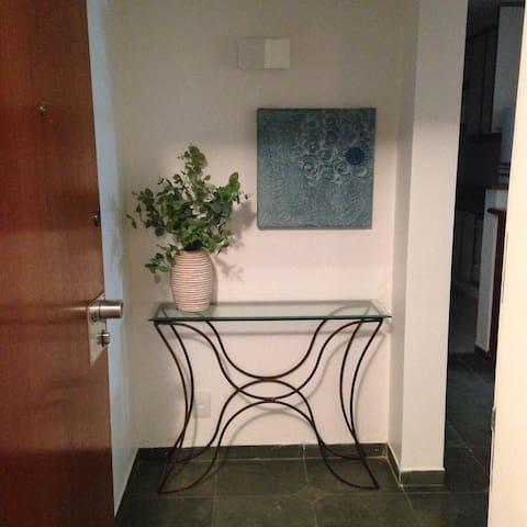 Local privilegiado e comodidade - Campinas - Serviced apartment