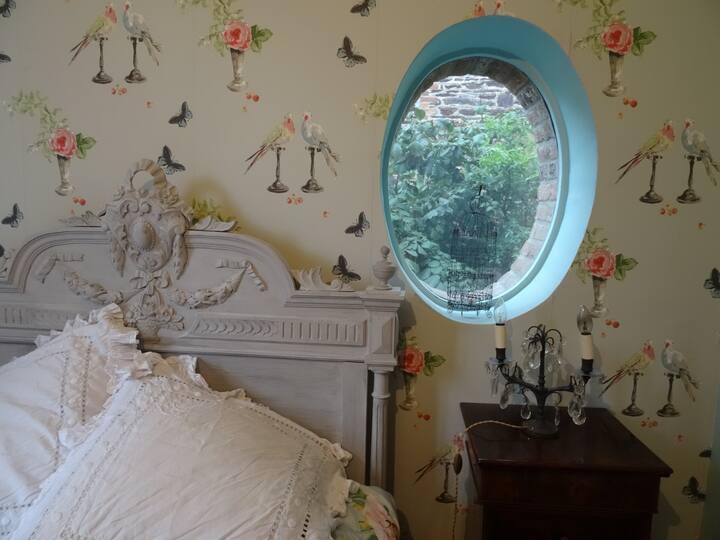 Chambre au calme dans la maison d'ilis