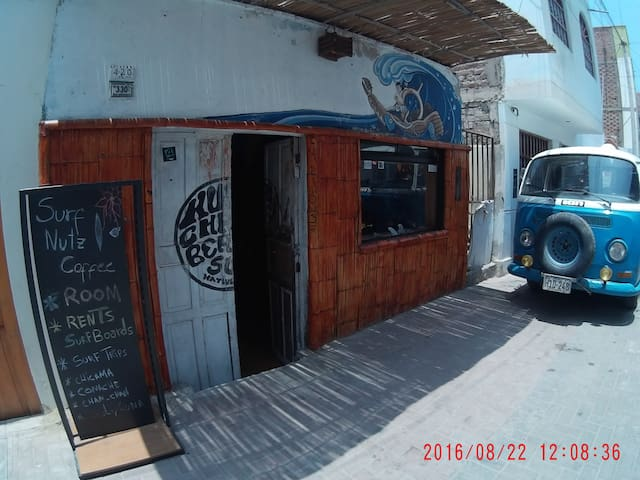 adventures Surfers&friends - Huanchaco - Pension