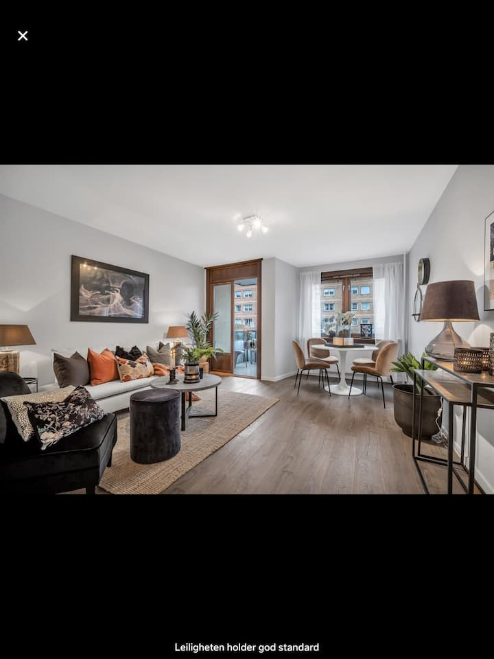 Brand new and modern 2 bedroom apartment