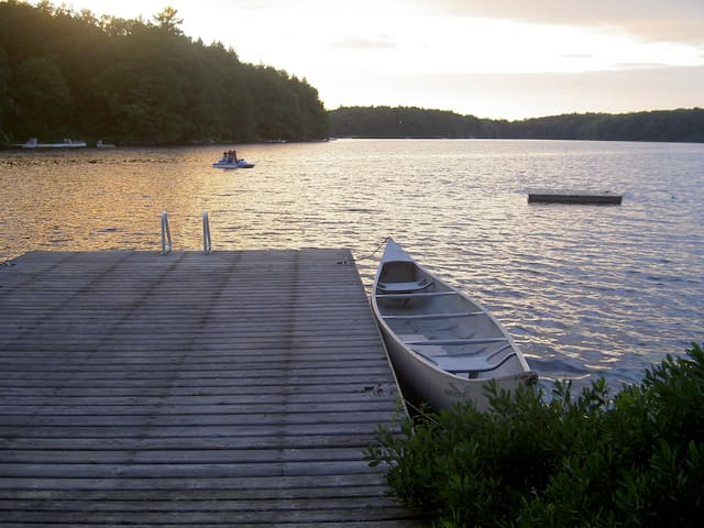 Relaxing Cottage Near Rosseau - Rosseau - Cabaña
