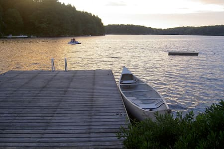 Relaxing Cottage Near Rosseau - Rosseau - Cabane