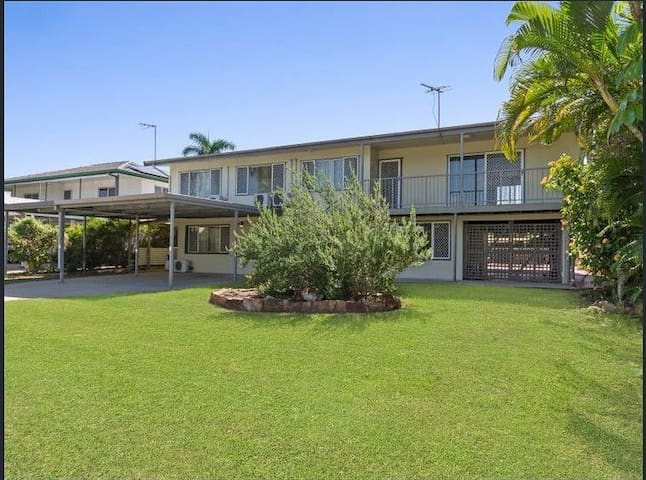 Private Abode and handy location with a pool