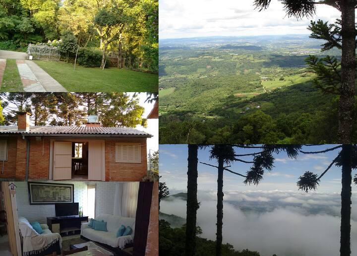 Casa em Serra Grande - Próximo a Gramado