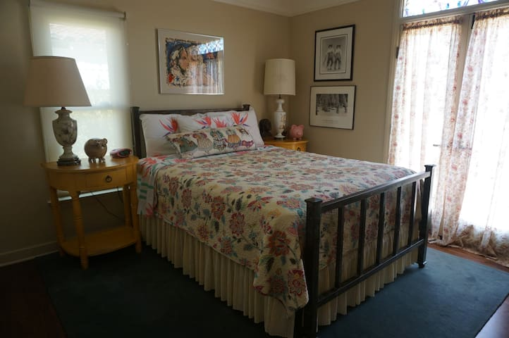 Private Large Bedroom and Full Bath in best local