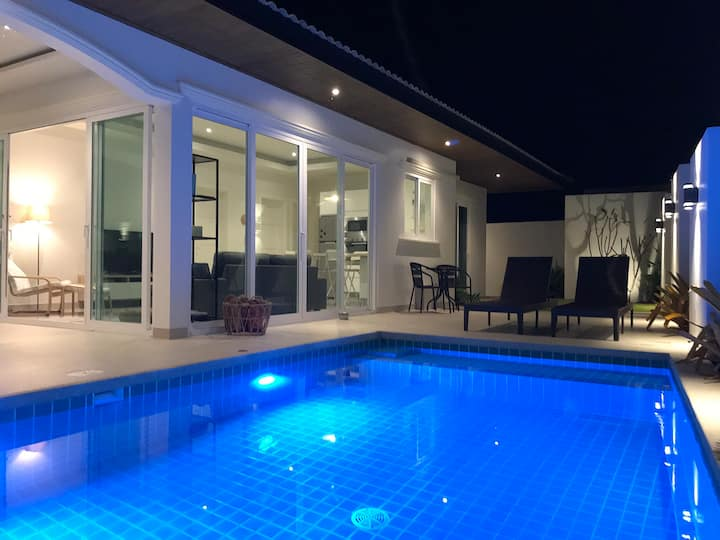 Orchid Paradise Homes Villa 3bedrooms private pool
