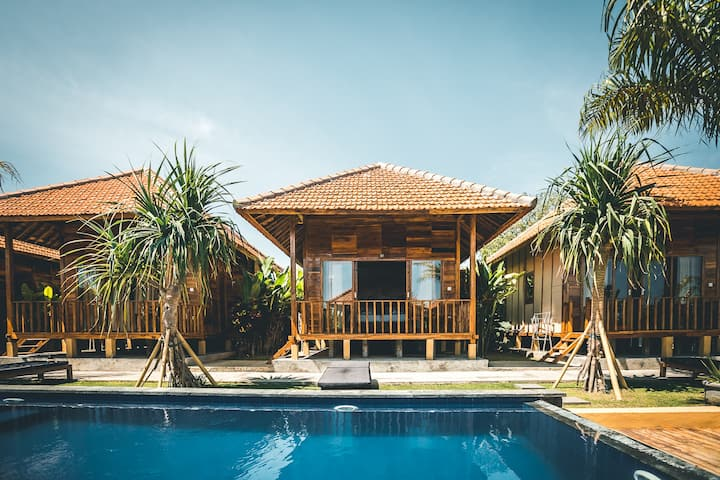 Privat Bungalows in Bali