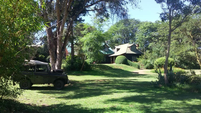 River Cottage-Ideal place for Mt Kenya & Aberdares