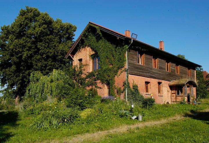 Woserin, Ferien im Dorf am See