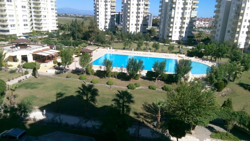 A beautiful site house in Lara beach - Muratpaşa - Apartamento