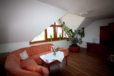 Wohnung günstig gelegen, Nähe Wien/Tulln