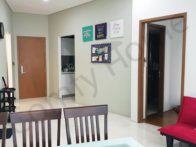 Private room near KLCC Twin Tower / KL City Centre