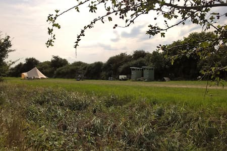 Private and Exclusive - Wild and Remote Glamping