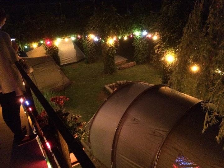 Riverside Campsite TML19 (Tent/mattress included)3