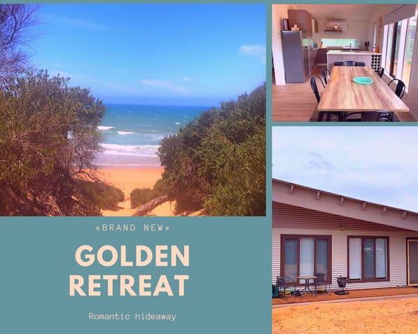 Golden Retreat -- Couple's romantic getaway