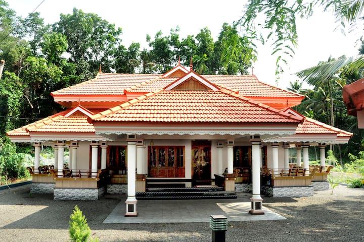 kalathil parampil(h) parippu, aymanam village