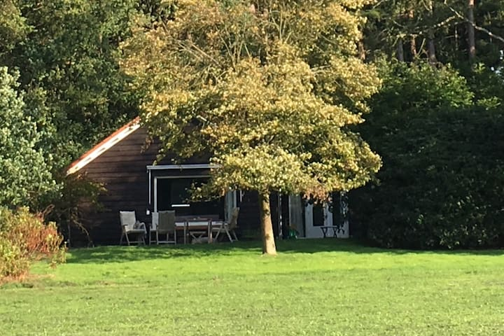 Luxury cottage 'De Nink' at the forest edge