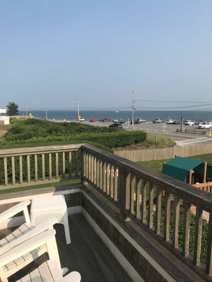 Studio with views of Beach - August 7 - 14, 2020.