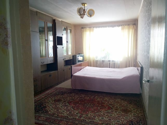 Квартира в центре города Юрюзань, рядом Завьялиха