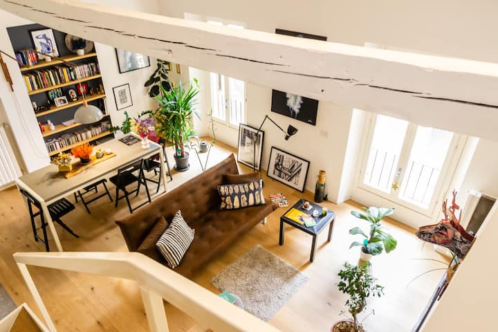 City Lights Design Loft in Ticinese