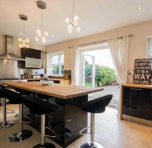 Super property close to Cardiff Central. - Radyr - บ้าน