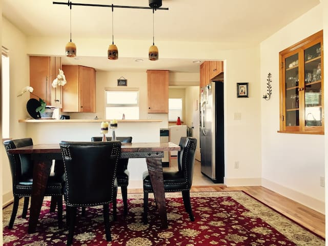 Your home away from home, in historic Salida!