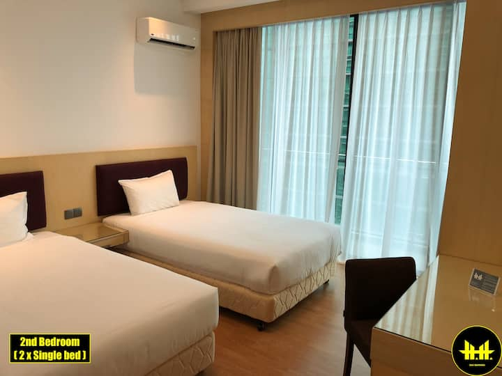 3BR Apartments @ Imperial Suites Kuching (Luco)
