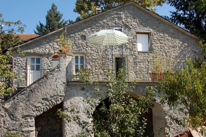 La Casina: hübsches Häuschen - Sesta Godano - Hus